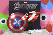 Повербанк Powerbank Avengers 6800 mAh щит Капитан Америка (Арт.: 1072379459)